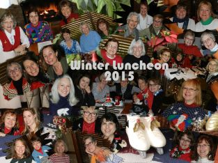 2015 Winter luncheon
