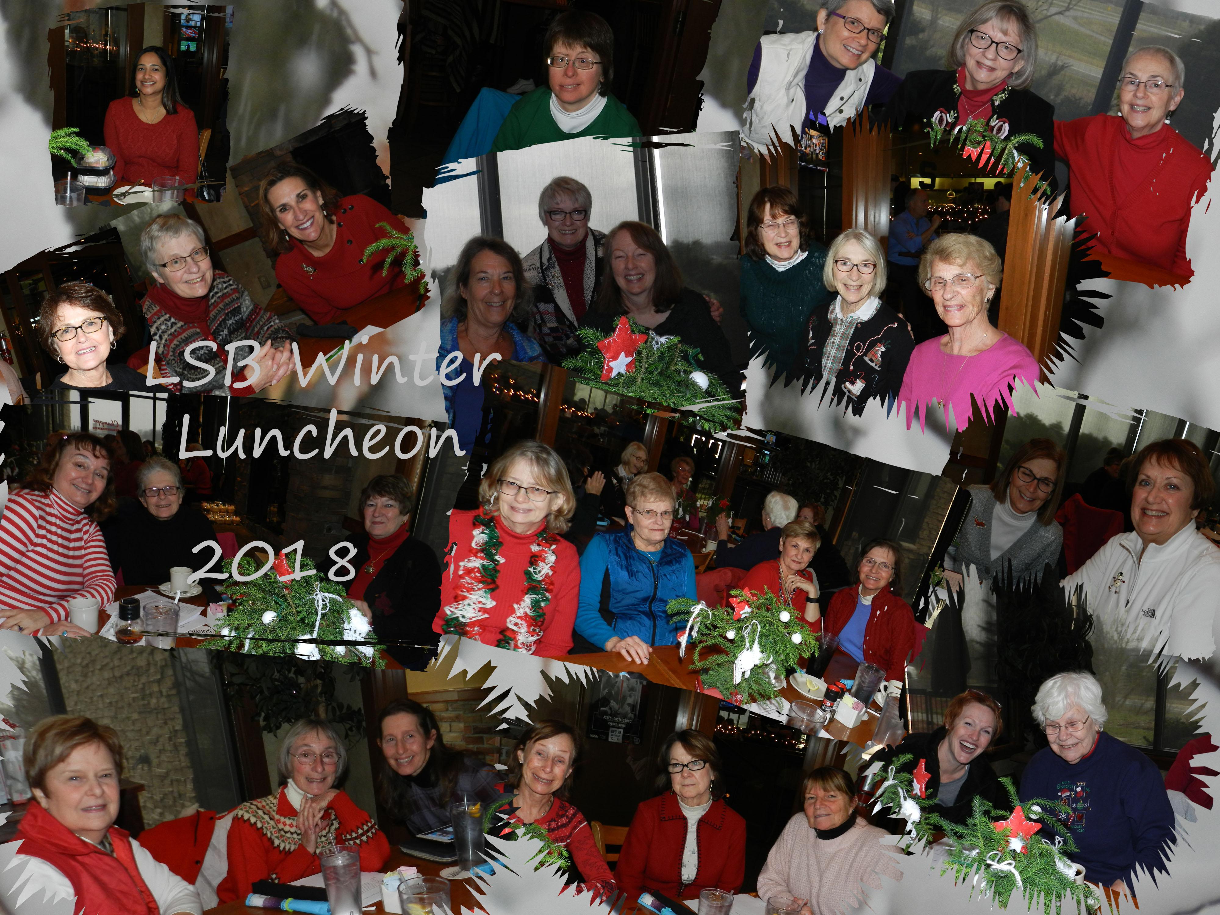 2018 Winter Luncheon